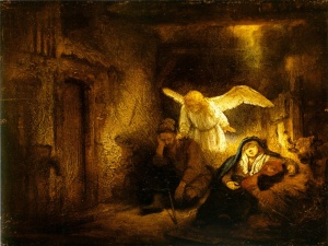 Rembrandt Christmas Jesus REason Season