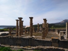 Baelo Claudia Roman ruins in Spain