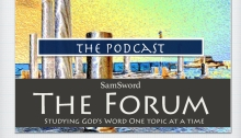 SamSword The Forum Podcast